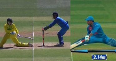 Peter Handscomb uses popular meme reference to congratulate MS Dhoni on his retirement