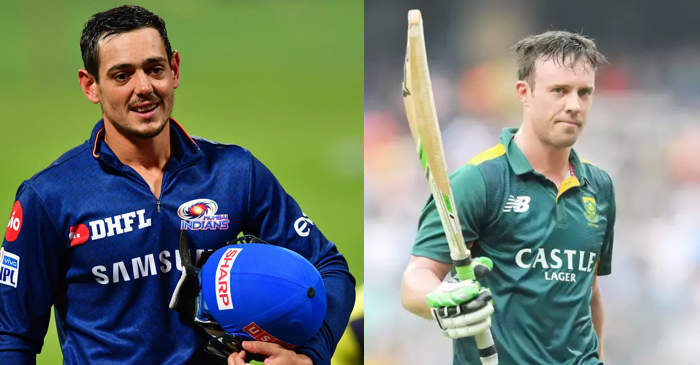 AB de Villiers was in South Africa wishlist to play the T20 World Cup, reveals skipper Quinton de Kock