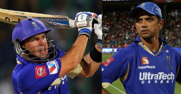 Rahul Dravid explains the rationale behind convincing Rajasthan Royals to bag Brad Hodge in IPL auctions