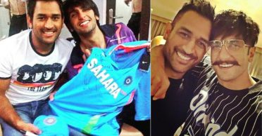 Ranveer Singh posts a long heartfelt note dedicated to recently retired MS Dhoni