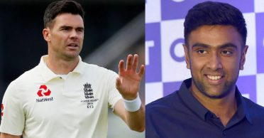 R Ashwin invites James Anderson for debate on 'run out' and 'shredder'