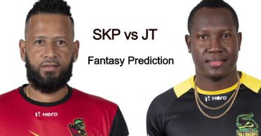 CPL 2020: St Kitts and Nevis Patriots vs Jamaica Tallawahs – Dream11 Prediction, Playing XI and Live Streaming details