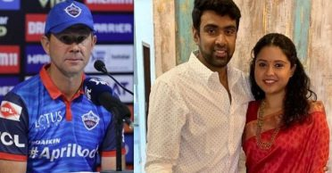 IPL 2020: Ricky Ponting warns Ravichandran Ashwin of 'Mankading', the latter's wife lampoons former Aussie cricketer