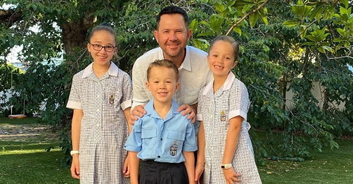 """""""I thought he's gone"""": Ricky Ponting recalls his son's terrifying near-death experience"""