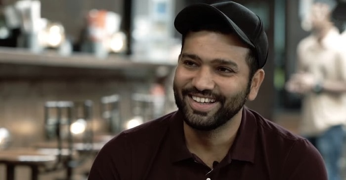 Rohit Sharma reveals one bowler from the past he would like to face