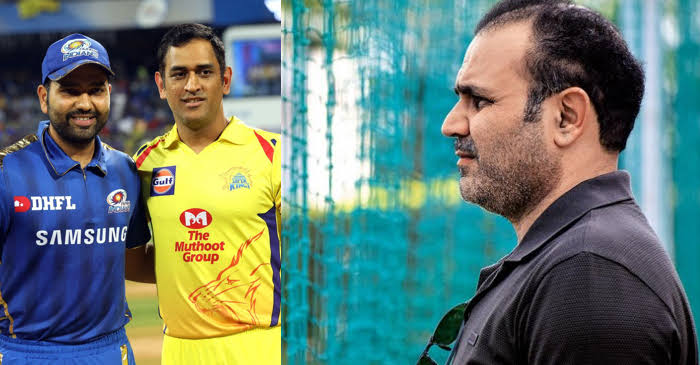'Kya karte rehte ho paagalon': Virender Sehwag reacts as MS Dhoni and Rohit Sharma fans clash in Kolhapur