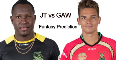 CPL 2020: Jamaica Tallawahs vs Guyana Amazon Warriors – Dream11 Prediction, Playing XI and Live Streaming details