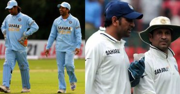 Sachin Tendulkar reveals why he recommended MS Dhoni for captaincy in 2007