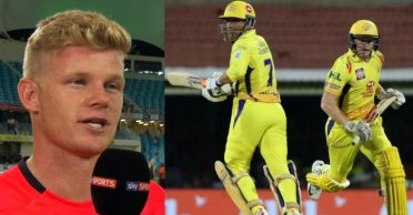Sam Billings reveals the reason behind his bonding with MS Dhoni, and it's not related to cricket