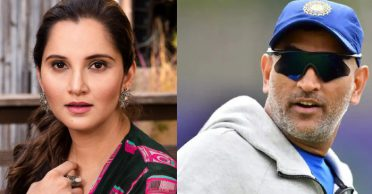 'What a legend you are…': Indian Tennis ace Sania Mirza heaps praise on MS Dhoni