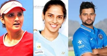 Sania Mirza, Saina Nehwal and other sportspersons pour wishes to Suresh Raina