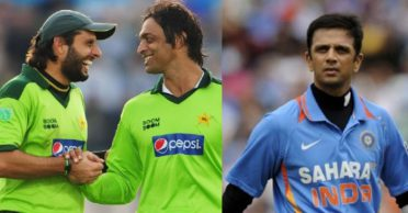 When Shoaib Akhtar urged umpire to give Rahul Dravid 'out' because it was Friday night