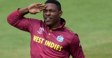 IPL 2020: KXIP's new recruit Sheldon Cottrell eager to show fans plenty of salutes in the UAE
