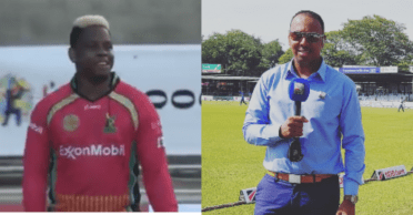CPL 2020: WATCH – Samuel Badree hilariously asks Shimron Hetmyer to reduce weight before the IPL