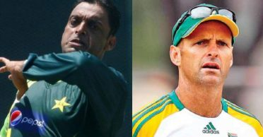 'Oh my Lord, you should have been in the team': Shoaib Akhtar reminisces Gary Kirsten's first few words to him in the nets