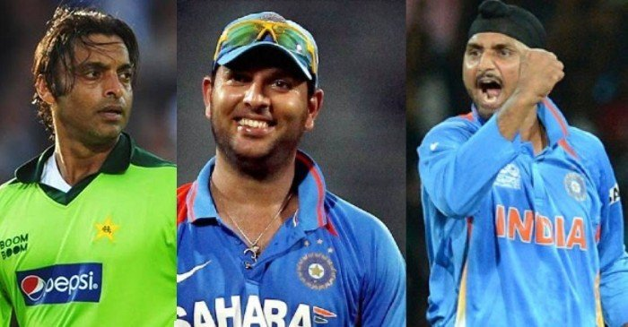 """It's my way of showing my affection"": Shoaib Akhtar has his say on wrestling with Yuvraj and Harbhajan Singh"