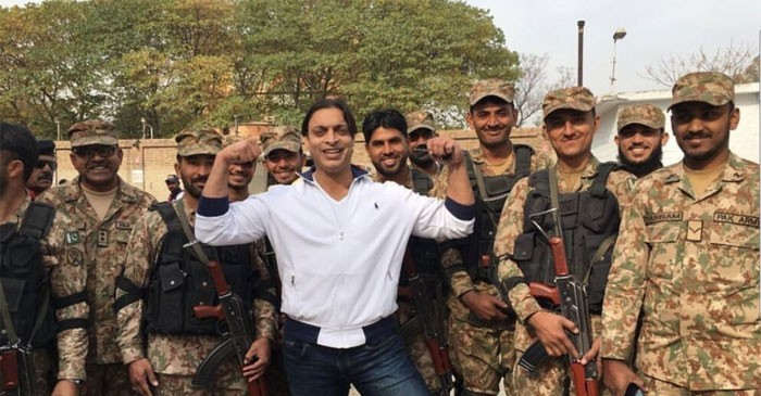 """Wanted to fight in Kargil war, so let go of a £175,000 contract from Nottinghamshire"": Shoaib Akhtar"