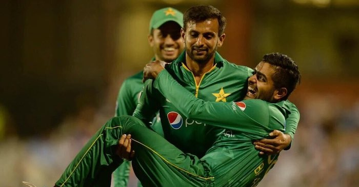 Pakistan squad for three-match T20I series against England announced