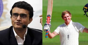 """ENG vs PAK: """"Hope to see him in all formats"""" – Sourav Ganguly on Zak Crawley scoring his maiden Test double century"""