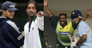 Shoaib Akhtar tags Sourav Ganguly as one of his 'toughest' opponents