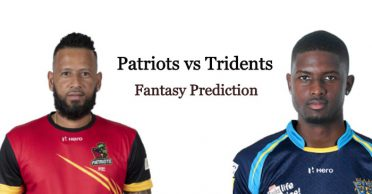 CPL 2020: St Kitts and Nevis Patriots vs Barbados Tridents – Dream11 Prediction, Playing XI and Live Streaming details