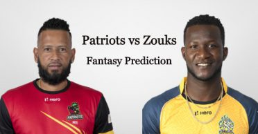 CPL 2020: St Kitts and Nevis Patriots vs St Lucia Zouks – Dream11 Prediction and Playing XI