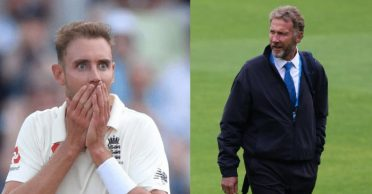ENG vs PAK: Stuart Broad reacts hilariously after father Chris penalises him for Yasir Shah send-off