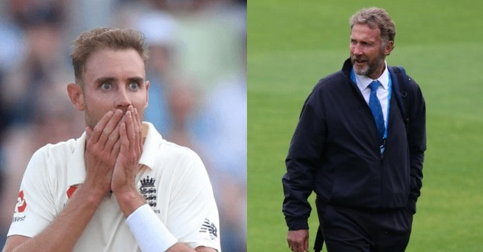 Stuart Broad, Chris Broad