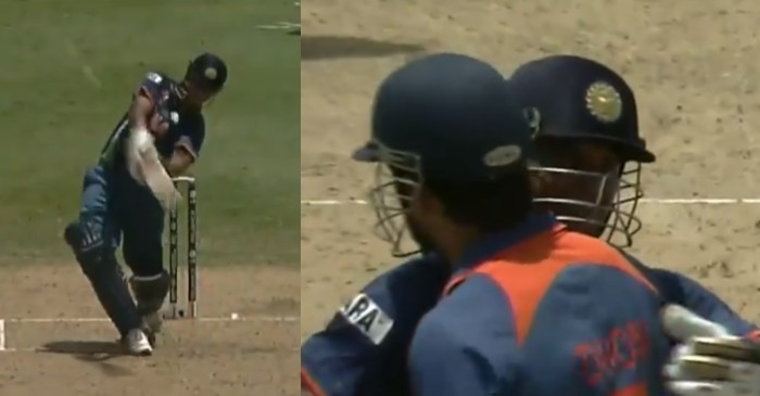 WATCH: When Suresh Raina became the first Indian to smash a T20I century