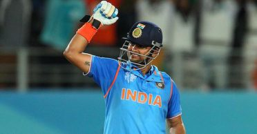'Nothing less than a 100 will suffice': BCCI wishes Suresh Raina the very best for his future endeavours