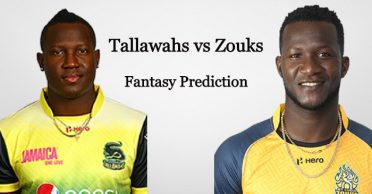 CPL 2020: Jamaica Tallawahs and St Lucia Zouks – Dream11 Prediction and Playing XI