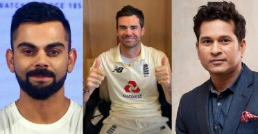 Virat Kohli, Sachin Tendulkar lead wishes for GOAT James Anderson as he enters 600 Test wickets club
