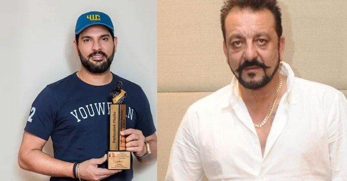 """I know the pain it causes…"": Yuvraj Singh reacts after Sanjay Dutt shares the news regarding his medical treatment"