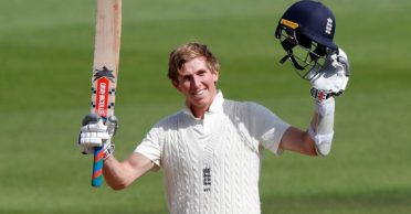 ENG v PAK: Zak Crawley becomes third-youngest English batsman to score a double century in Test cricket