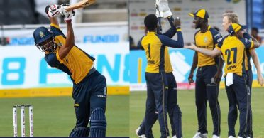 CPL 2020: GAW vs SLZ – Roston Chase and Scott Kuggelejin lead Zouks to their third victory