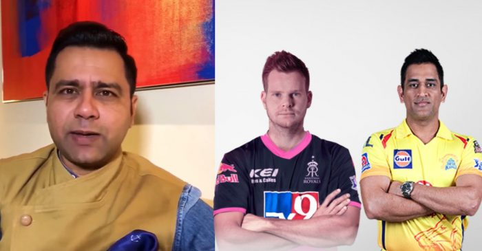 IPL 2020: Aakash Chopra predicts the winner of RR vs CSK game; also names the player to watch out for