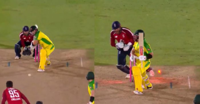 ENG vs AUS: WATCH – Adil Rashid's wrong-un bamboozles Aaron Finch in 3rd T20I