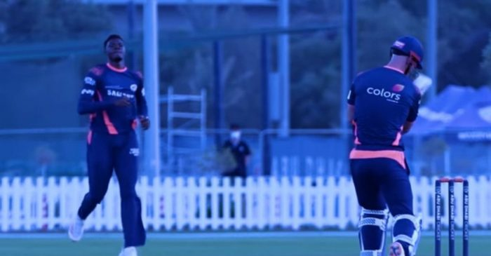 IPL 2020: Fans left guessing as 'unsold' Alzarri Joseph bowls in Mumbai Indians practice session