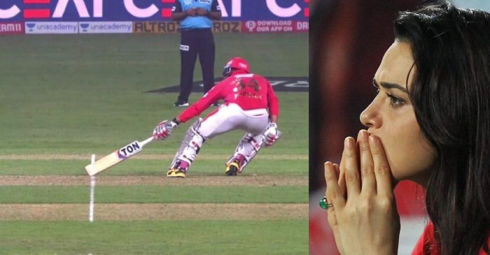 IPL 2020: 'Could cost us a playoff berth' – KXIP appeals to the match referee against short-run call