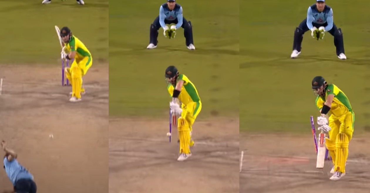 ENG vs AUS: WATCH – Chris Woakes bowls an absolute jaffa to remove Aaron Finch