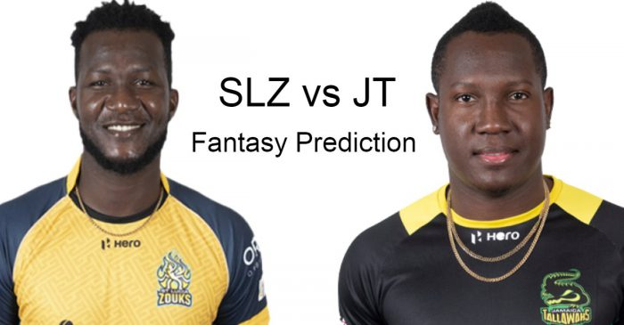 CPL 2020: St Lucia Zouks vs Jamaica Tallawahs – Dream11 Prediction, Playing XI, Weather and Pitch Report
