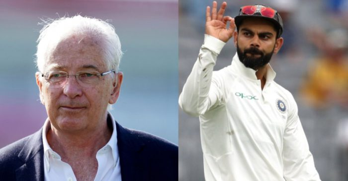 David Gower names Virat Kohli as captain in his current best Test XI