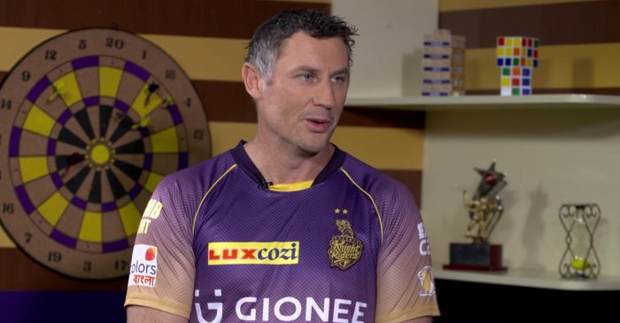 IPL2020: 'He can score a double hundred if promoted at No. 3' – KKR mentor backs his team's batsman