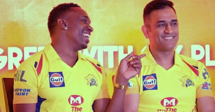 IPL: Dwayne Bravo opens up about MS Dhoni's plans for his successor in CSK