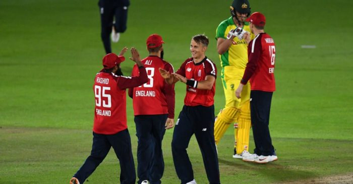 ENG vs AUS: England wins a last-ball thriller to take 1-0 lead in the T20I series
