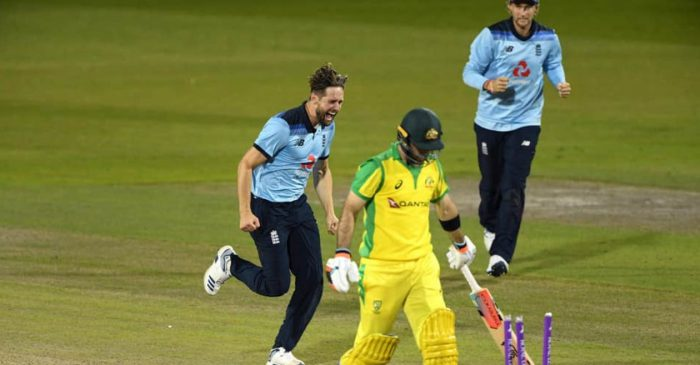 Dramatic Australia collapse hand England victory in second ODI