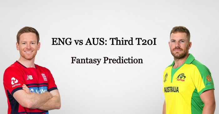England vs Australia, 3rd T20I: Dream11 prediction, playing XI, broadcast and live streaming details