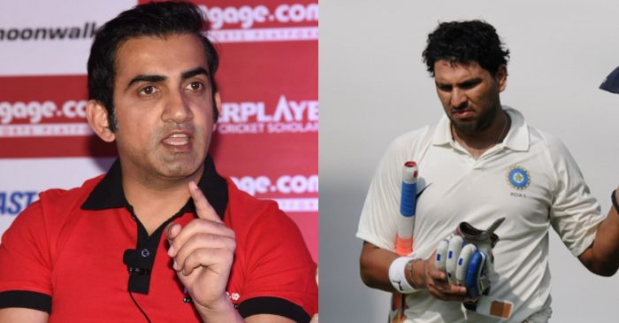 Gautam Gambhir responds to Yuvraj Singh's decision to come out of retirement