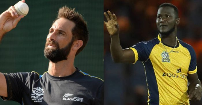 'Reverse Swing': Darren Sammy and Grant Elliott engage in a funny banter on Twitter