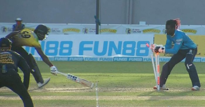 CPL 2020: SLZ vs JT: Zouks fight back to beat Tallawahs in last league stage encounter